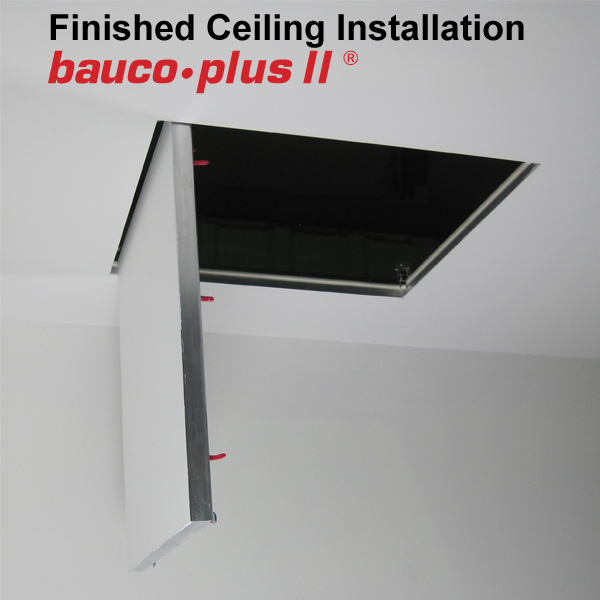 Bauco Plus II Ceiling 24x24