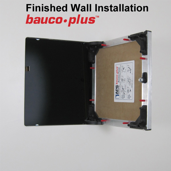 baucoplus fully hinged access panel - pictures wall mount 2015