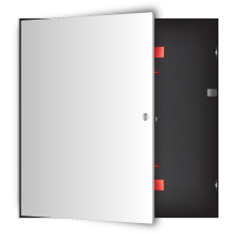 bauco plus access panel closed