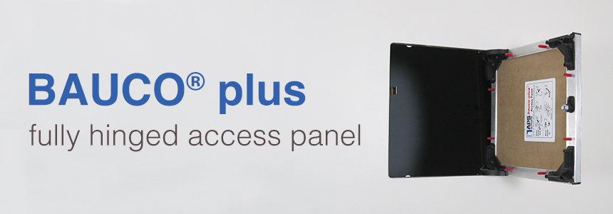 bauco plus access panels and doors - product details 2015