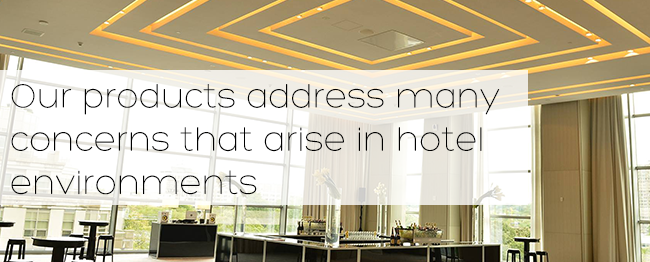 access panels for hotels - hotel developers