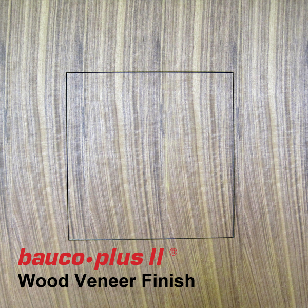 Wood Finish Access Panel